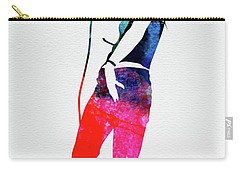 Nelly Furtado Watercolor Carry-all Pouch