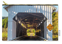 Nelson Mountain Bridge Carry-all Pouch