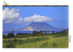 Carry-all Pouch featuring the photograph Nevis by Tony Murtagh
