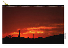 Carry-all Pouch featuring the photograph New Beginnings by Rick Furmanek