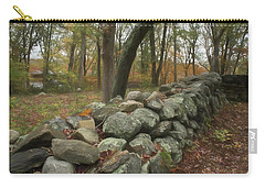 New England Stone Wall 1 Carry-all Pouch