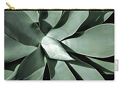 Carry-all Pouch featuring the photograph New Growth I by Leda Robertson