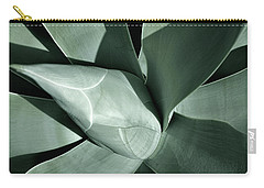 Carry-all Pouch featuring the photograph New Growth II by Leda Robertson