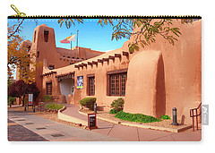 New Mexico Museum Of Art Carry-all Pouch