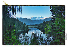 New Zealand Alps 3 Carry-all Pouch