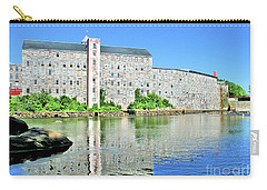 Newmarket New Hampshire Carry-all Pouch