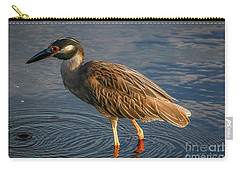 Night Heron Dribble Carry-all Pouch