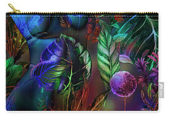 Carry-all Pouch featuring the photograph Night Moves by Edmund Nagele