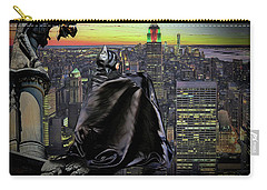 Night Of The Bat Man Carry-all Pouch