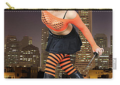 Night Of The Clockwork Orange Carry-all Pouch