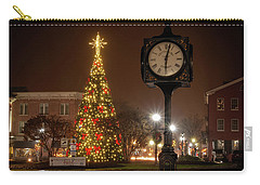 Night On The Square Carry-all Pouch