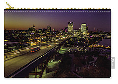 Nightfall In Milwaukee Carry-all Pouch