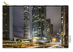 Nights Of Hong Kong Carry-all Pouch