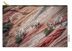 Nimble Mountain Goats 5694 Carry-all Pouch