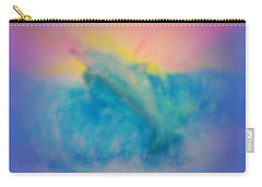Carry-all Pouch featuring the mixed media No Limits by Sabine ShintaraRose