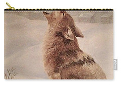 No Place To Roam Carry-all Pouch