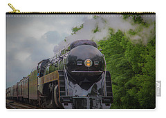 Norfolk And Western 611 Carry-all Pouch