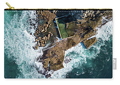 North Curl Curl Pool Carry-all Pouch