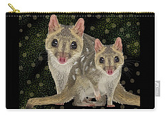 Northern Quoll 3 Carry-all Pouch