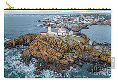 Nubble Light Winter Carry-all Pouch