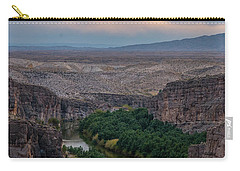 Oasis In The Desert Carry-all Pouch