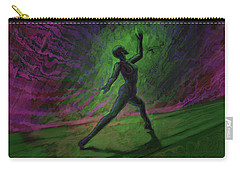 Obscured Dance Carry-all Pouch
