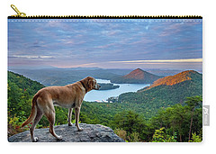 Carry-all Pouch featuring the photograph Ocoee Sunrise by Matthew Irvin