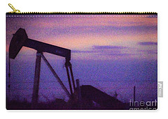 Oil Sunset Carry-all Pouch
