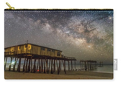 Old Frisco Pier Carry-all Pouch