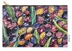 Olives Ready For Pressing Carry-all Pouch