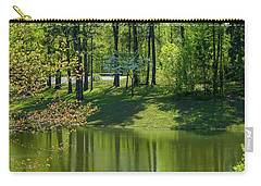On Golden Pond Carry-all Pouch