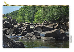 On The Occoquan Carry-all Pouch