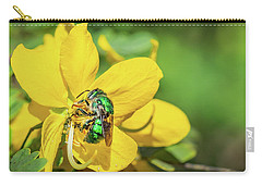 Orchard Bee Carry-all Pouch