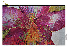 Fuschia Carry-All Pouches