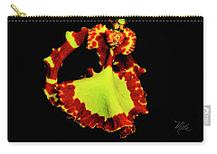 Orchid Study Nine Carry-all Pouch