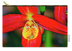 Orchid Study Seven Carry-all Pouch