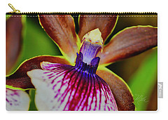 Orchid Study Two Carry-all Pouch