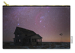 Carry-all Pouch featuring the photograph Orion  by Aaron J Groen