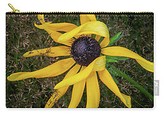 Carry-all Pouch featuring the photograph Out Of The Ordinary by Dale Kincaid