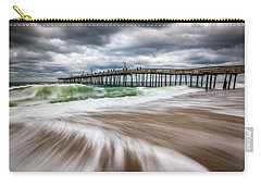 Outer Banks Nc North Carolina Beach Seascape Photography Obx Carry-all Pouch