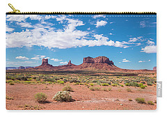 Outside The Park Carry-all Pouch