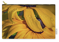 Carry-all Pouch featuring the photograph Overshadowing by Dale Kincaid