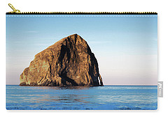 Carry-all Pouch featuring the photograph Pacific City Cape Kiwanda 101618 by Rospotte Photography