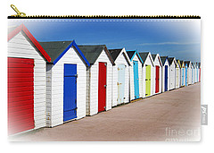 Paignton Beach Huts Carry-all Pouch
