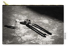 Carry-all Pouch featuring the photograph Painless Dentistry by Carl Young