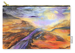 Paint Rock Texas Carry-all Pouch