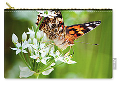 Painted Lady II Carry-all Pouch