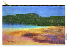 Painting #5 Carry-all Pouch