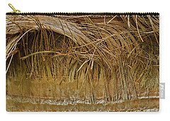 Palm Tree Straw 2 Carry-all Pouch