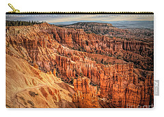 Panorama Bryce Canyon Utah  Carry-all Pouch